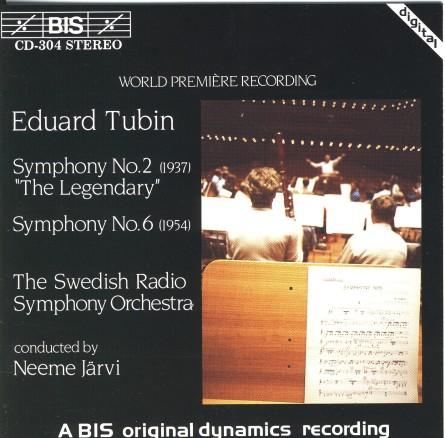 Tubin S6 COVER