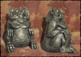 Smith Lemurian Idols
