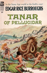 Tanar of Pellucidar Ace Cover