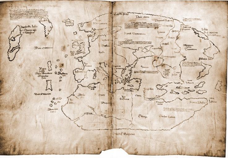 Vinland Map Hi-Res