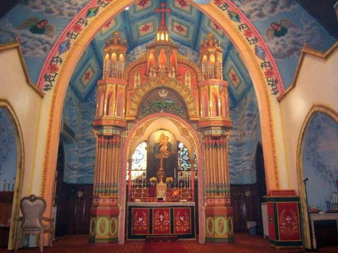 St Mary's Mankara Syrian Orthodox Cathedral