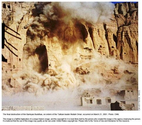 Bamiyan Budhas