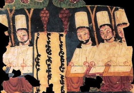 Manichaean Priests