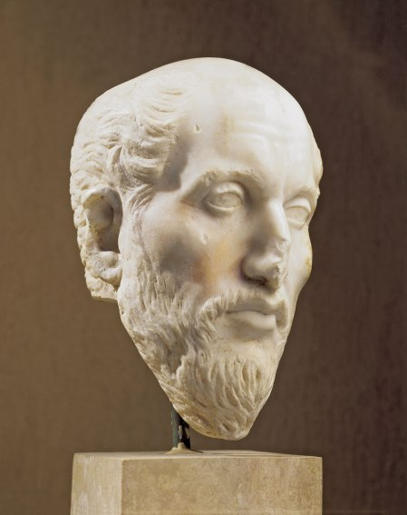 Plotinus 02 (Bust)