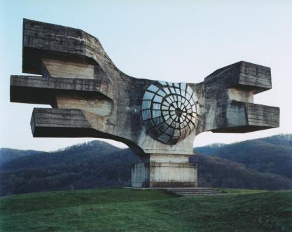 Ugly Modern Sculpture
