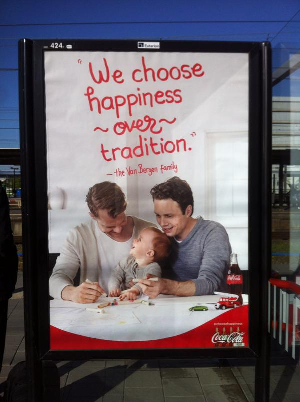 We Choose Happiness Over Tradition
