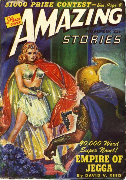 Empire of Jegga original Cover