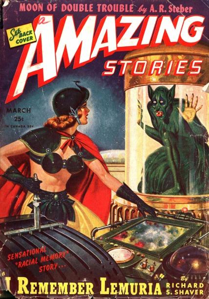 I Remember Lemuria Original Cover