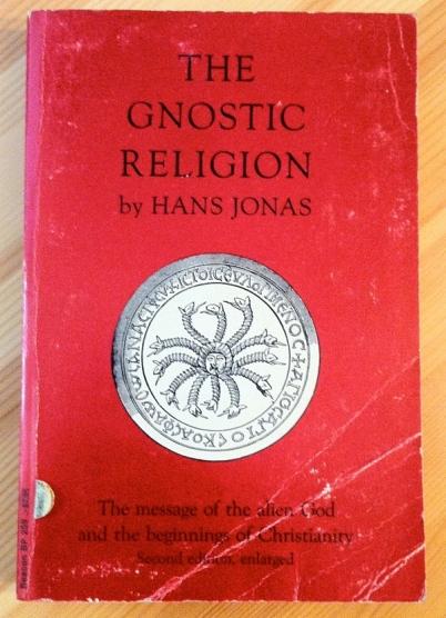 Jonas Gnostic Religion