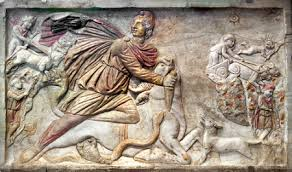 Mithras Kills the Bull