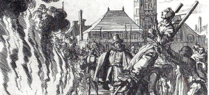 Girard An Immolation