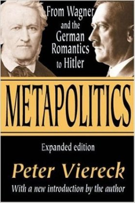 Voegelin 05 Viereck 02 Metapolitics Cover