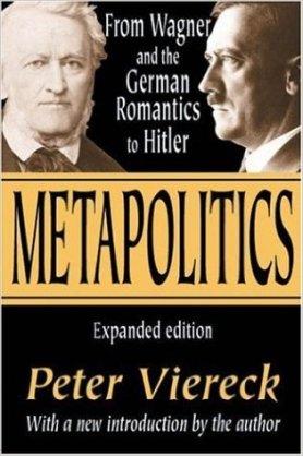 Voegelin 05 Viereck 02 Metapolitics Cover