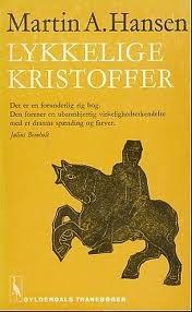 Voegelin 14 Martin A. Hansen 02 Lucky kristoffer COVER
