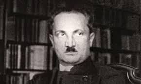 Voegelin 23 Heidegger
