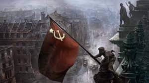 Voegelin 24 Soviet Banner
