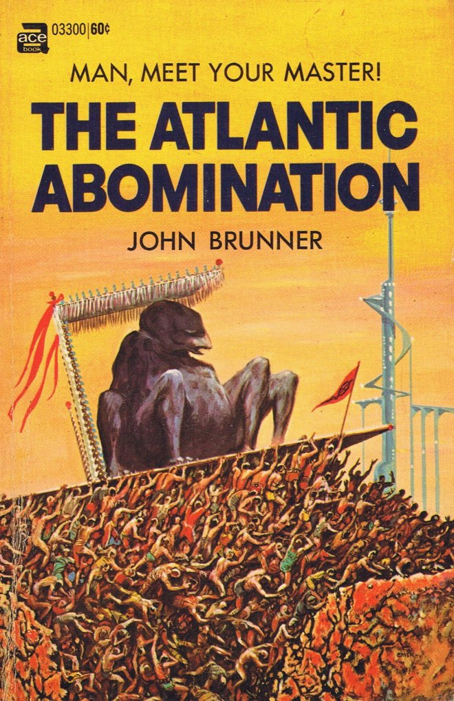Atlantic Abomination 01 (Art by Richard Powers)