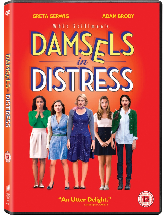 Damsels in Distress CD COVER
