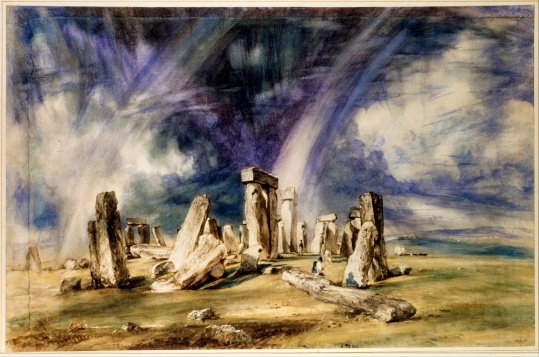 constable-stonehenge