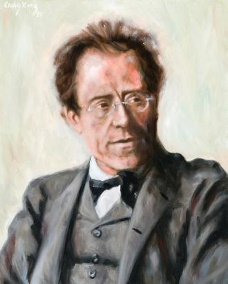 Mahler 01 Color Portrait