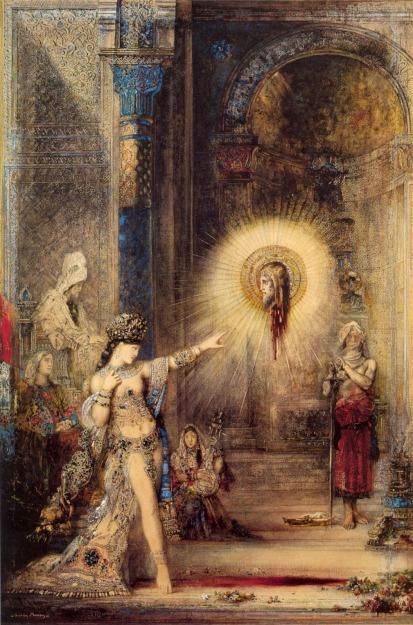 Moreau Salome