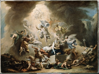 rESURRECTION OF THE dEAD IN pAINTING