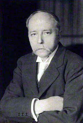 Lewis Spence PORTRAIT