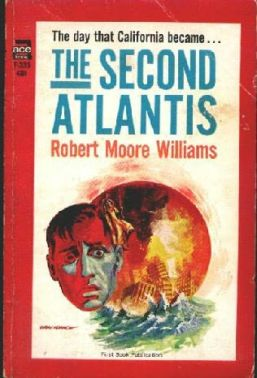 Williams Second ATlantis COVER