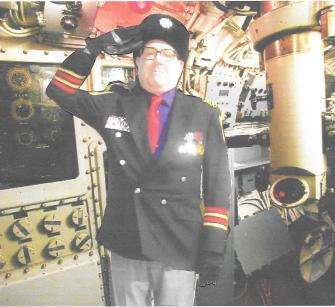 XXX Interior of Submarine