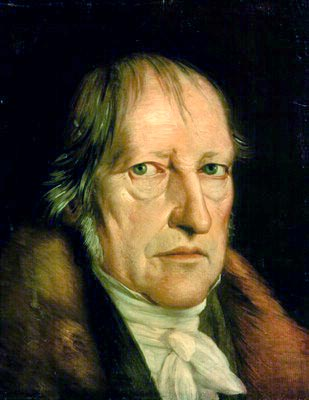 Hegel 03 Looking Right