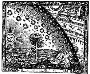 Flammarion Woodcut