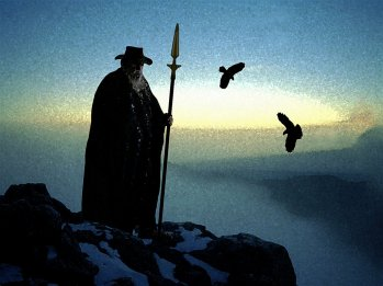 Gods 08 Odin 01 (Image Contemporary Unattributed)