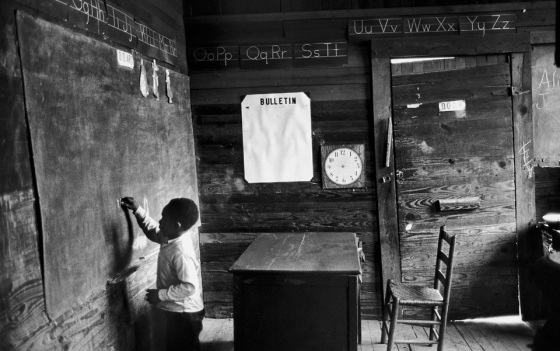 negro-classroom-selma-alabama