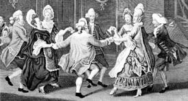 Bach Dancing