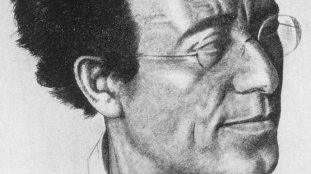 Mahler Right Profile