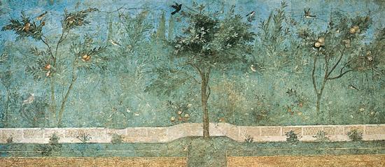 Roman Fresco 02 Larger Image