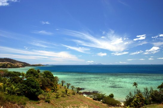 Tobriand Island