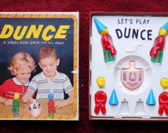 Dunce - Let's Play Dunce