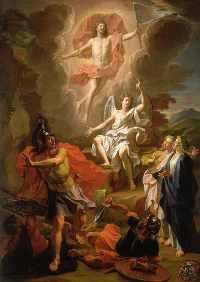 Berdyaev 11 Noel Coypel Resurrection