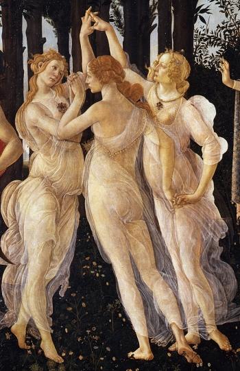 Botticelli Graces