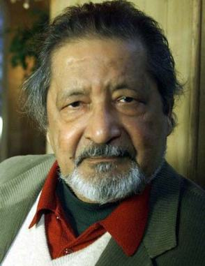 Naipaul 01 Photo-Portrait