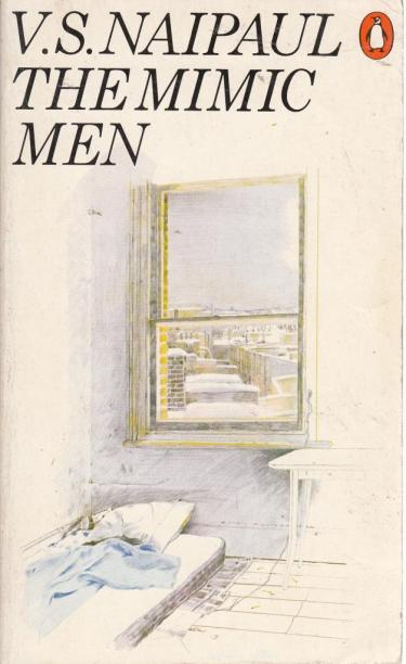 Naipaul 02 Mimic Men Cover