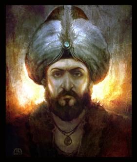 Waltari 06 Mehmet II