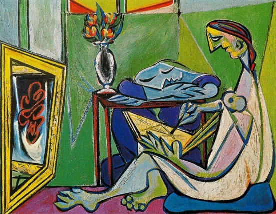 A Muse by Picasso