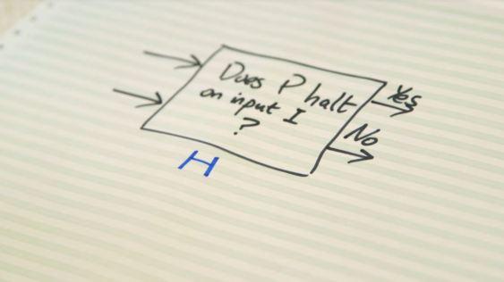 Does P halt