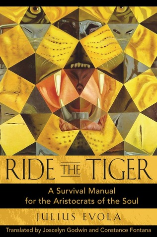 Evola 05 Ride the Tiger Cover