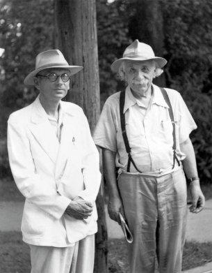 Godel and Einstein