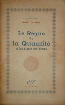 Guenon 04 Reign of Quantity