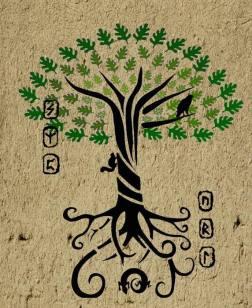 Guenon 06 World Tree