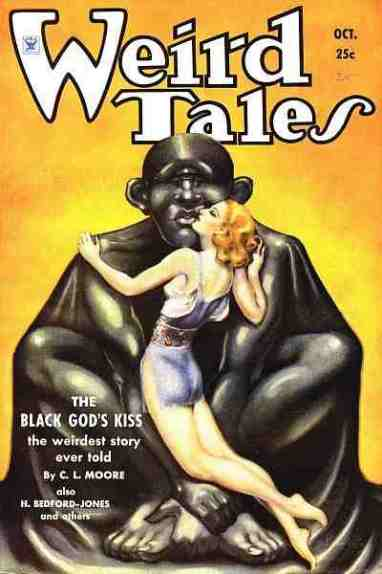 Baudelaire 07 Weird Tales with Moore Cover